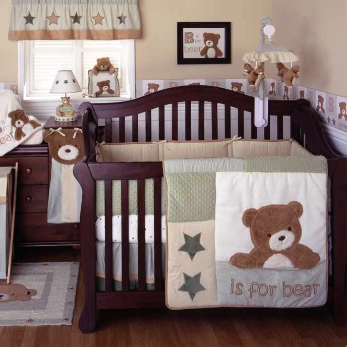 Gender Neutral Nursery Ideas Themes