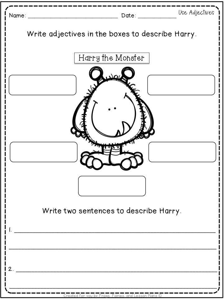 Adjectives 5 Fun Activities To Do With Your Students Adjectives Activities Adjectives Adjectives Lesson
