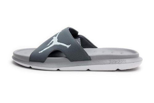 1d4b72e61 Jordan Mens Rcvr Slide Cool Grey 486995-002 8