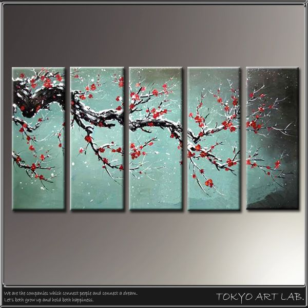 Tokyo Art Labo Rakuten Global Market To Go Japanese Modern Painting Oil Painting Hand Painted Autograph Of The Tokyo Art Wall Painting Japanese Painting