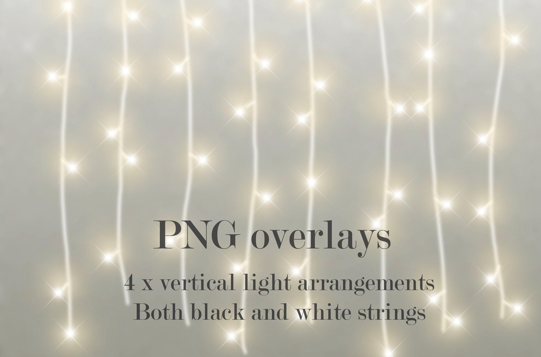 Fairy Light Overlays Fairy Lights Overlays Shimmer Lights