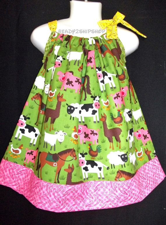 Farm Party Dress