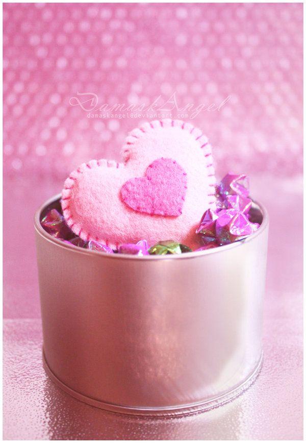 Valentine's Gift by damaskangel.deviantart.com on @deviantART