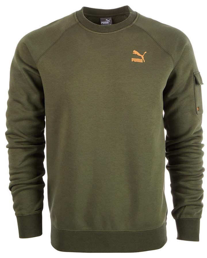 Sweatshirt Active Ranglan Army Men Green Camo Black Pullover Plain Hoodie