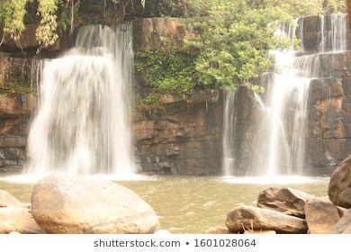 Sridit Waterfall  Waterfalls in Khao Kho District Phetchabun Thailand