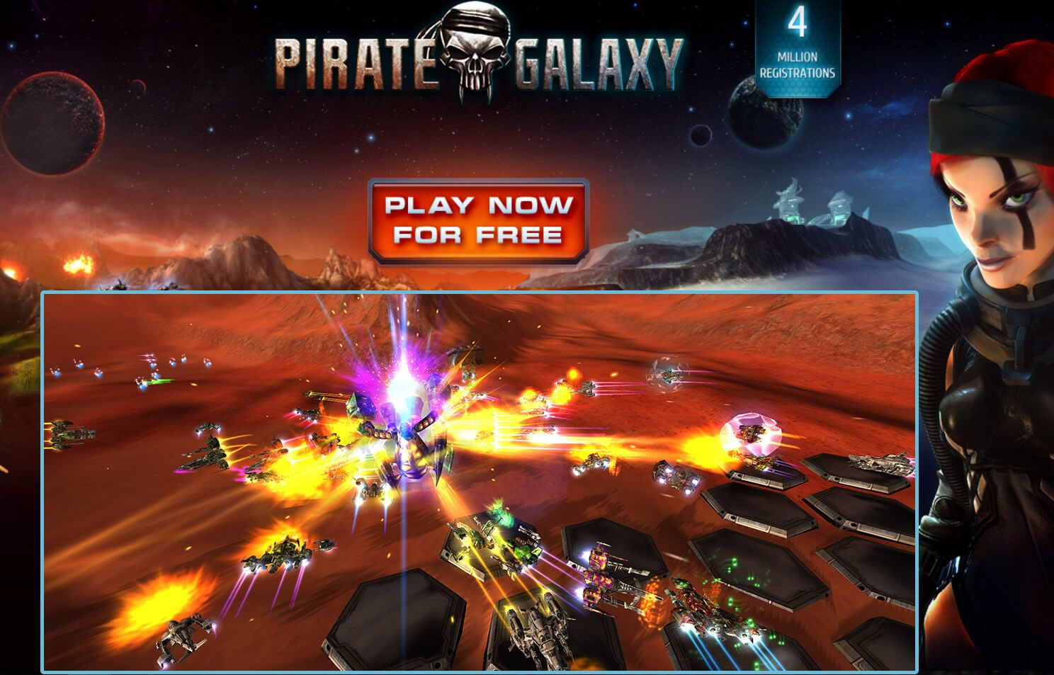 Pirate Galaxy Galaxy Pirates Sci Fi