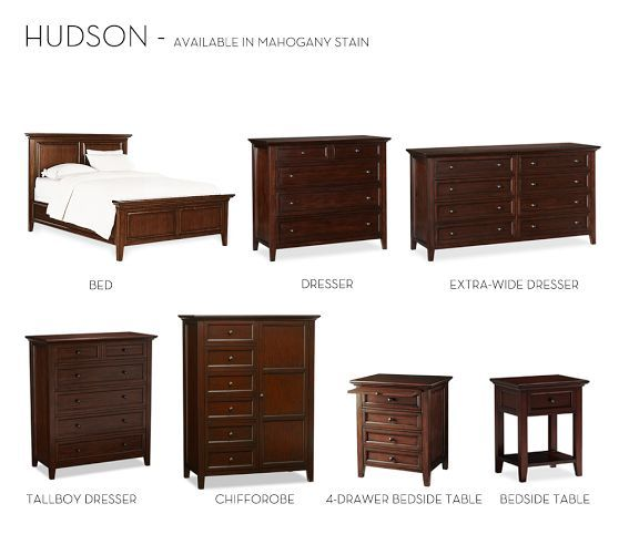 Pottery Barn Hudson Collection