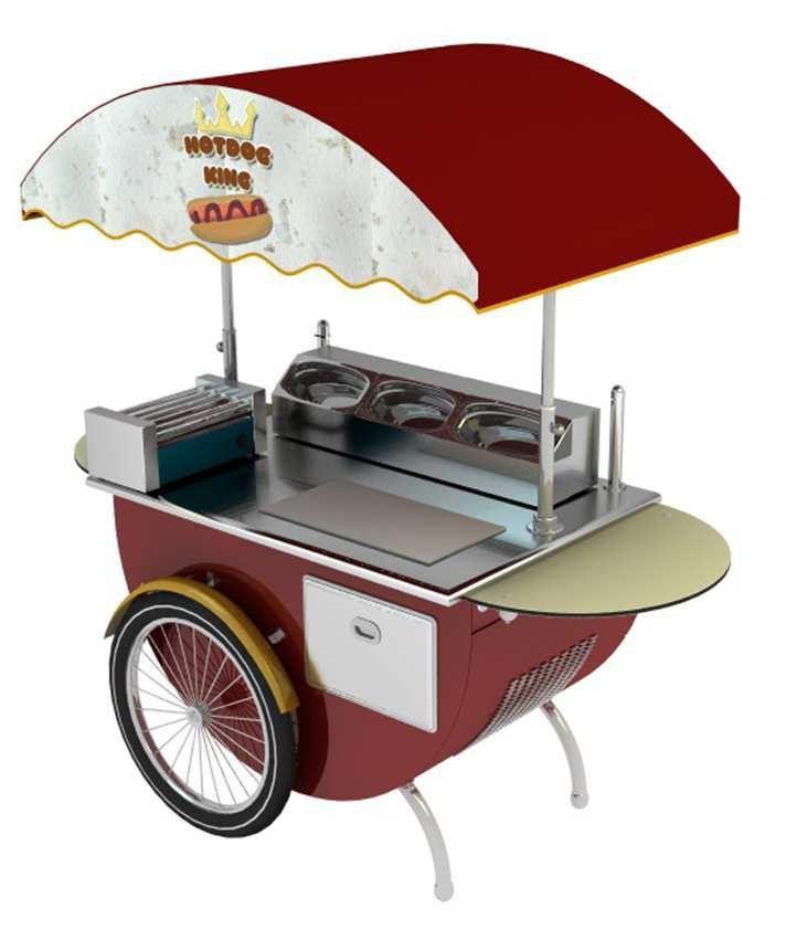 Ventas De Negocios Carros De Hot Dog
