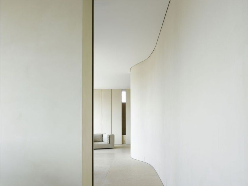 Claudio Silvestrin - Appartement p, Paris