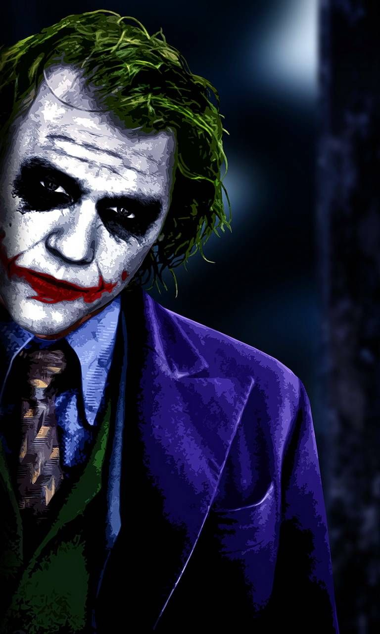 Pin By Allen Negrete On Joker Art With Images Joker Wallpapers