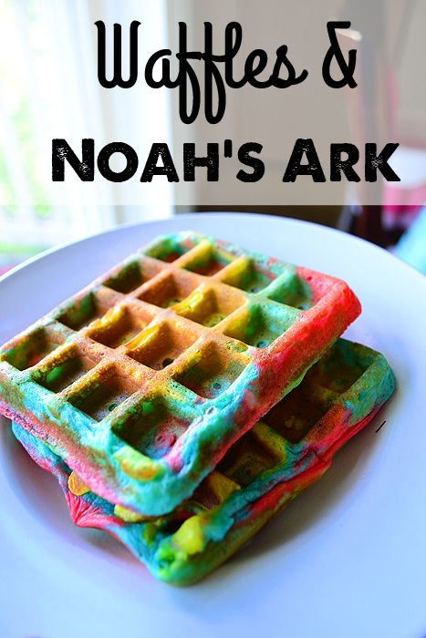 Waffles and noahs ark noah the big flood childrens ministry waffles and noahs ark forumfinder