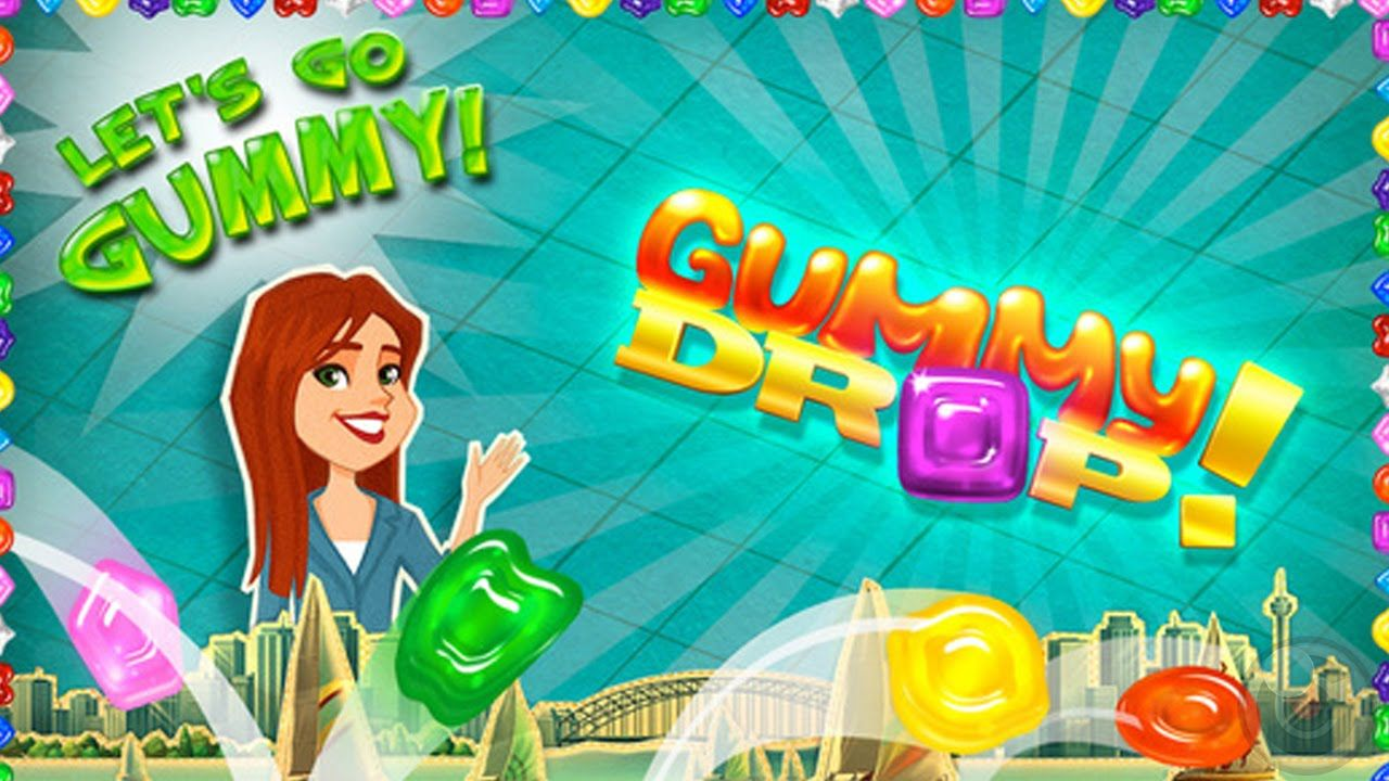 Gummy drop for iphone. Best Free Candy Match 3 Puzzle Game