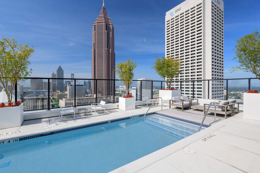 Lilli Midtown Apartments Atlanta Ga Apartments Com Apartment Midtown Apartments For Rent