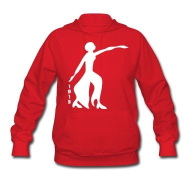 Dst Deltas Lady Fortitude 1913 1 Color Hoodie Spreadshirt Id