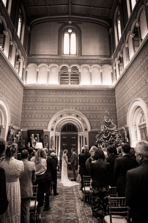Castle Wedding Venue Herefordshire in 2020 | Eastnor ...