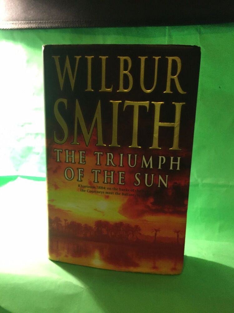 Details about the triumph of the sun by wilbur smith