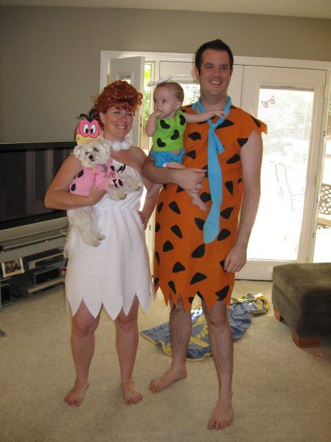 pebbles flintstone costume flintstones bday pinterest. Black Bedroom Furniture Sets. Home Design Ideas