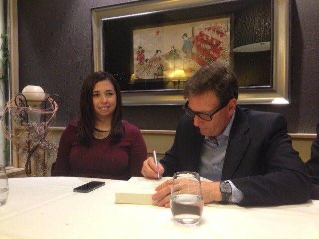 El Ministro de Pesca de Brasil en Euskadi. Gracias al trabajo un grupo de vascos y brasileños