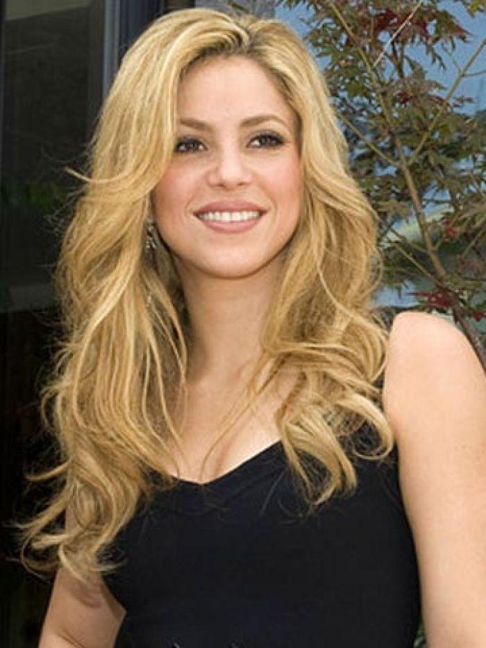 Long Layers Shakira Hair Styles Shakira Hair Long Layered Hair