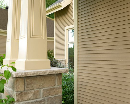 Pin By St Catharines Building Suppli On Maibec Wood Siding Exterior Exterior Wood Wood Siding
