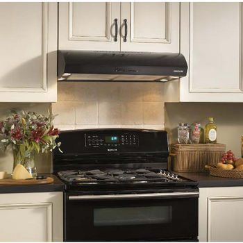 Range Hoods Evolution Qp1 Series Under Cabinet Mount Hood By Broan Kitchensource