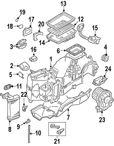 Pin by Lady Mcgrew on Vw convertible Assembly chart | Vocho