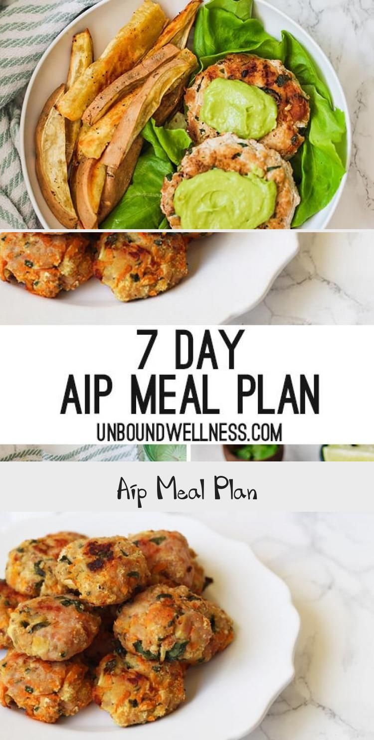 This easy 7 day AIP meal plan will make meal planning easy Simply prepare a few dishes from easy ingredients for a successful week