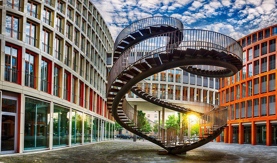 11 escaleras increíbles repartidas por todo el mundo - https://arquitecturaideal.com/escaleras-increibles-repartidas-mundo/