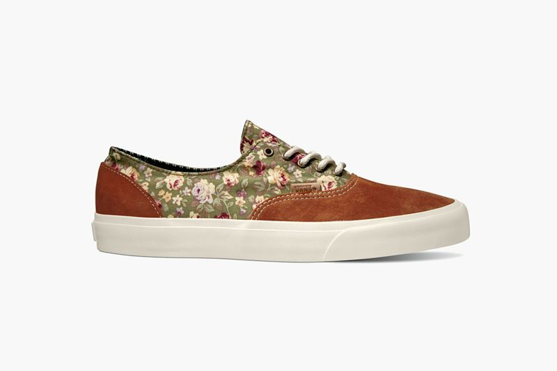 """Vans California Holiday 2014 """"Floral Mix"""" Pack"""