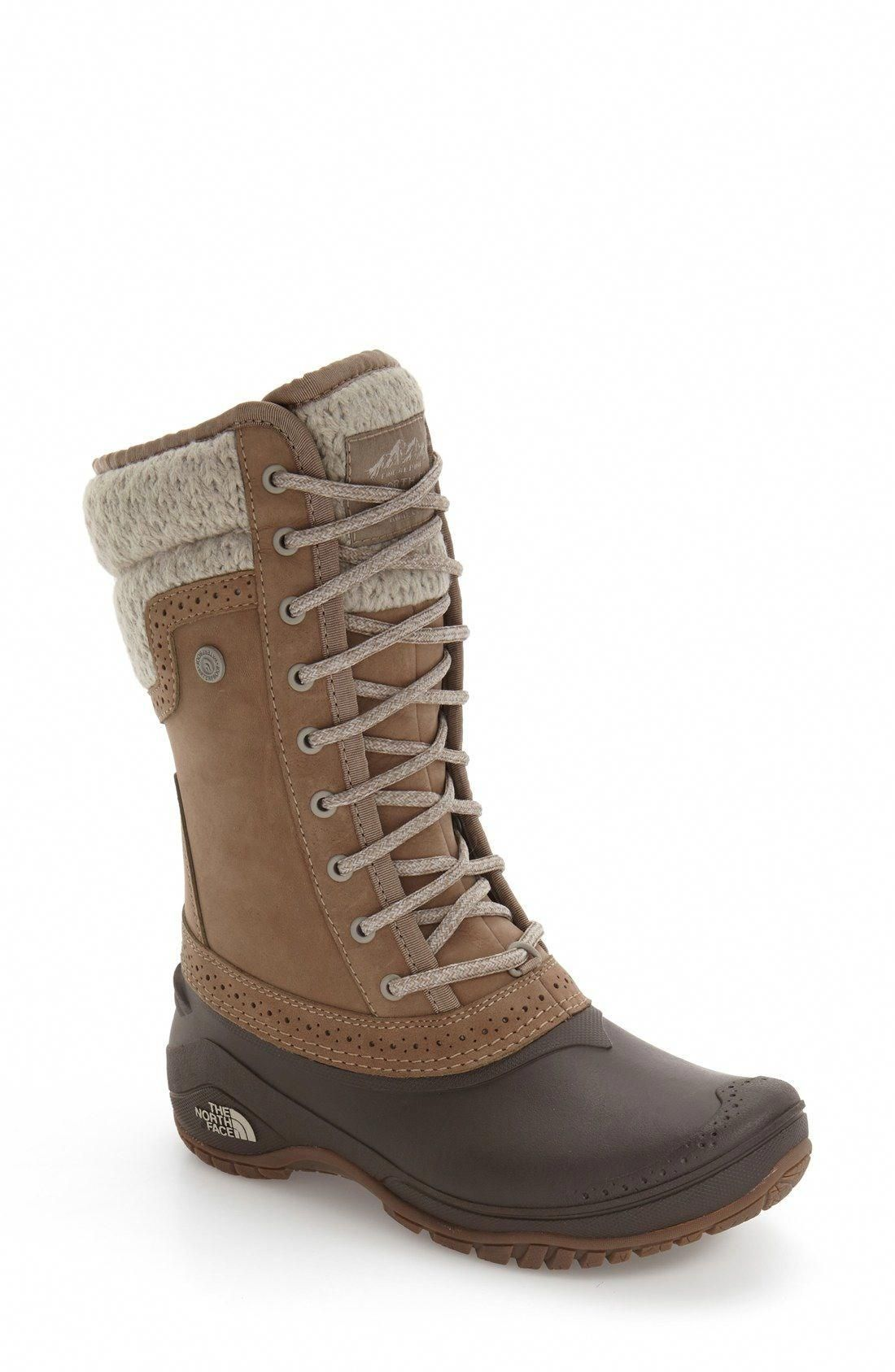 5771529d7a1 The North Face  Shellista  Waterproof Insulated Snow Boot (Women) available  at  Nordstrom  snowboots