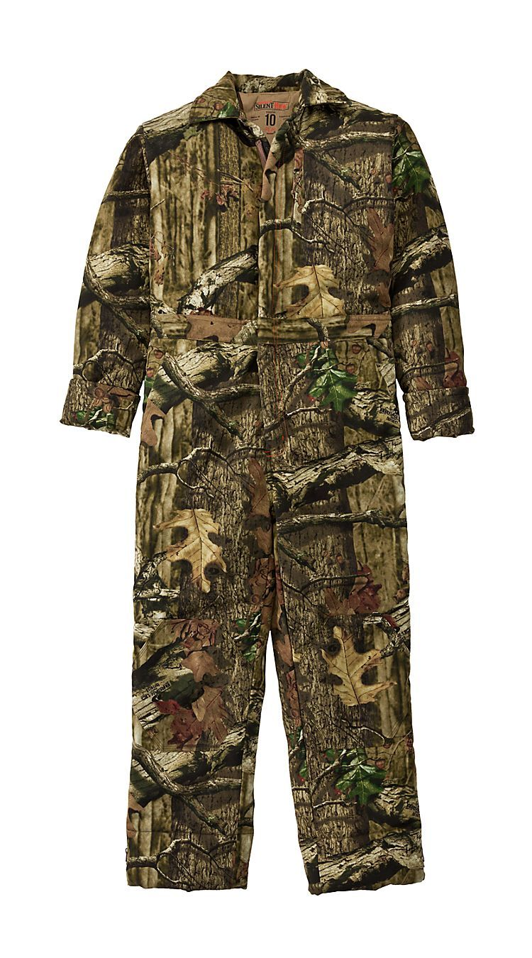 redhead silent hide insulated coveralls for youth on insulated overalls id=47513