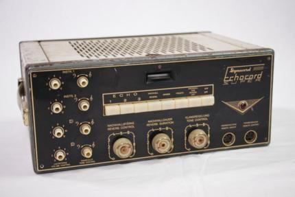 Dynacord Echocord Super 65 | FUNKTIONIERT!!! in Bayern - Roth | Musikinstrumente und Zubehör gebraucht kaufen | eBay Kleinanzeigen