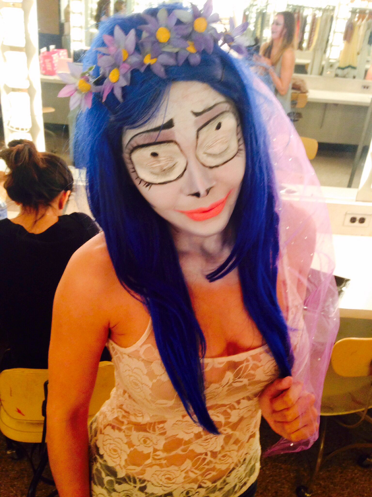 Corpse bride my makeup pinterest corpse bride and make up
