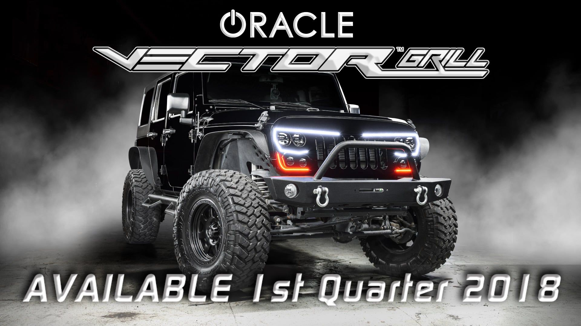 Oracle Jeep Vector Grill Promo Jeep Wrangler Jeep Wrangler Accessories Jeep Wrangler Jk
