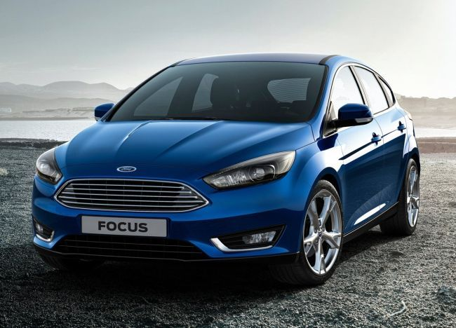 Release Ford Focus 2016 Review Front View Model