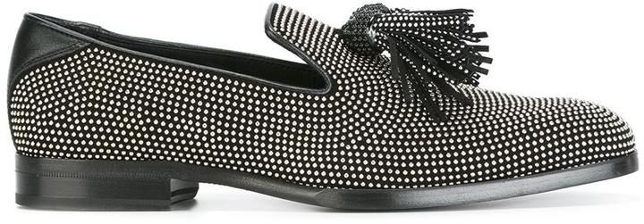 Jimmy Choo 'Foxley' slippers