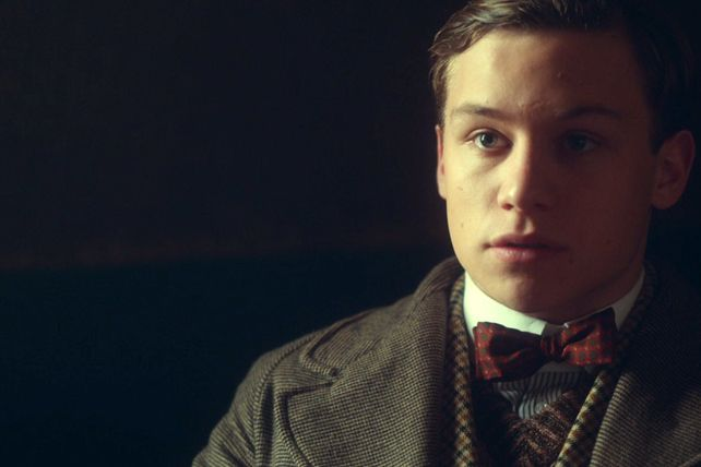 Aunt Polly S Long Lost Son Michael Finn Cole Peaky Blinders