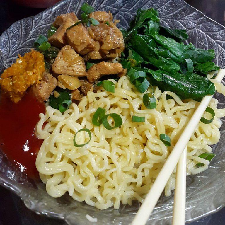 Mie Ayam Resep Ummu Almer By Kiromatil Baroroh Langsungenak Com Resep Resep Makanan Resep Masakan Indonesia