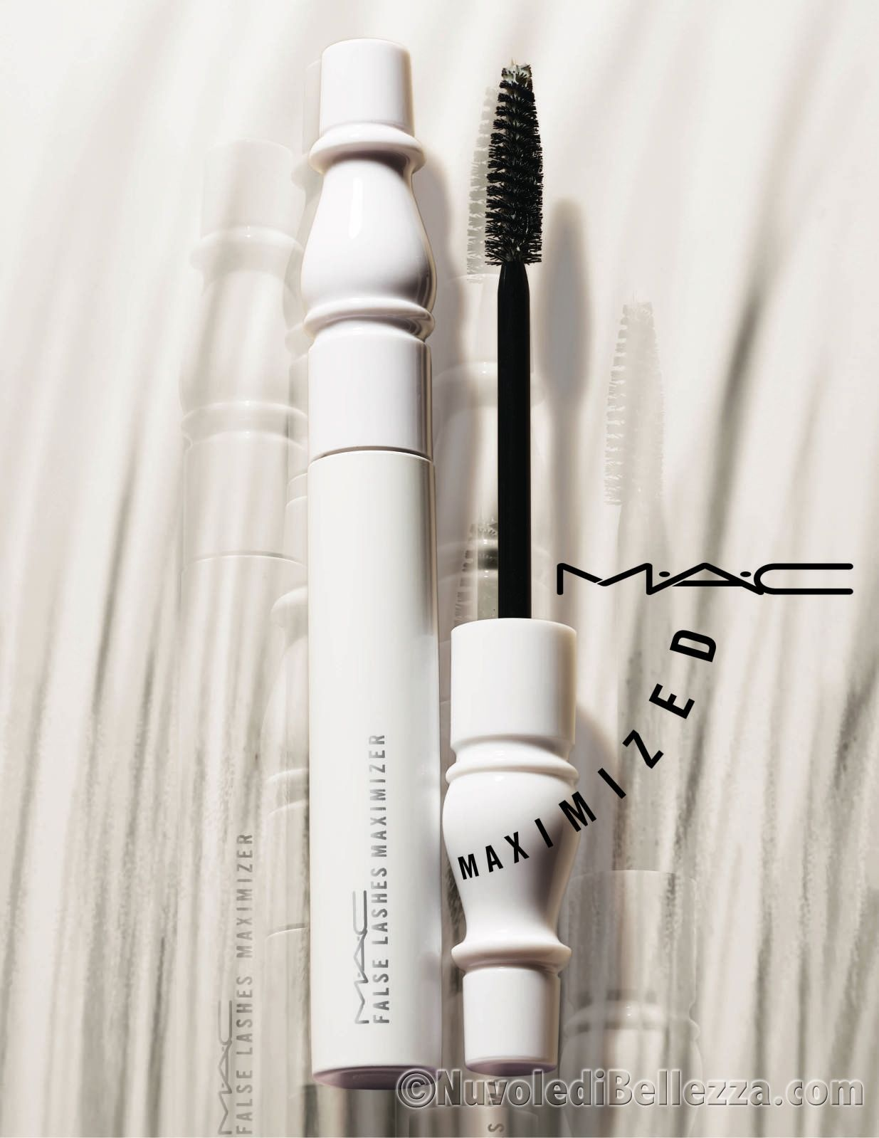 9ff8c0efa01 Primer Ciglia MAC False Lashes Maximizer - Nuvole di Bellezza. According to  NikkieTutorials, she use it for her brow to keep the brow in place, ...