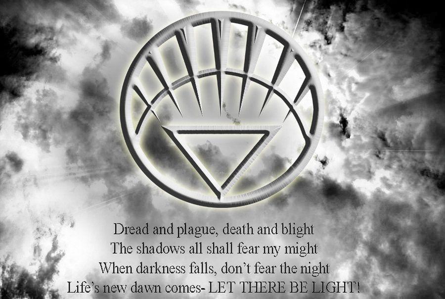 White Lantern Corps. Oath by AkmenostheWarlock.deviantart ...