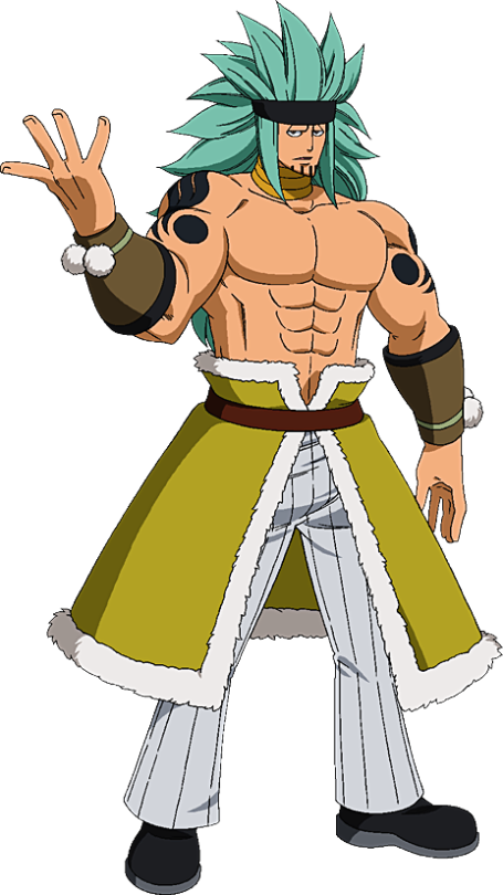 The Thunder God Slayer | Fairy Tail - Orga | Fairy tail
