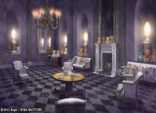 Central Room Scenery Background Anime Background Anime Scenery