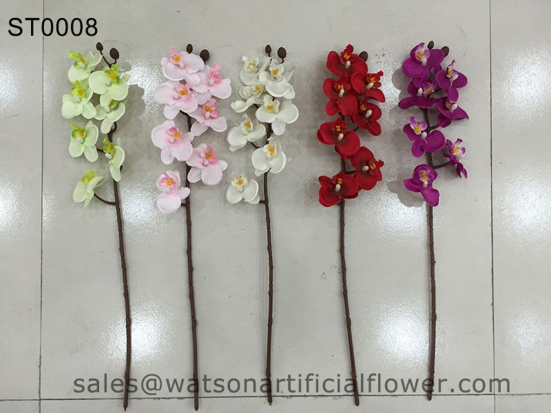China silk flower factory silk orchids tianjin watson gifts co china silk flower factory silk orchids tianjin watson gifts co ltd mightylinksfo