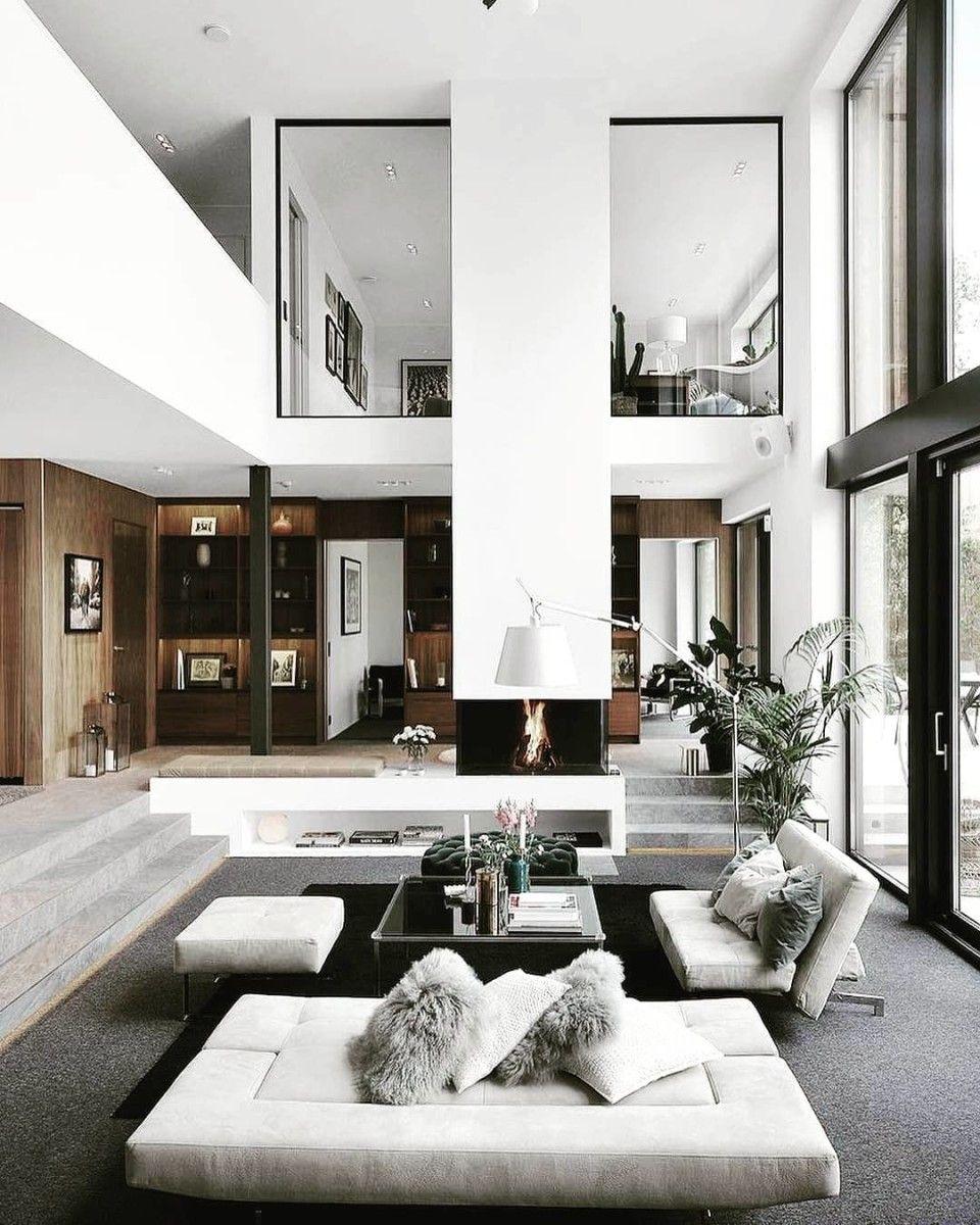 Minimal Interior Design Inspiration 168 Modern Houses Interior Minimalism Interior Modern House Design