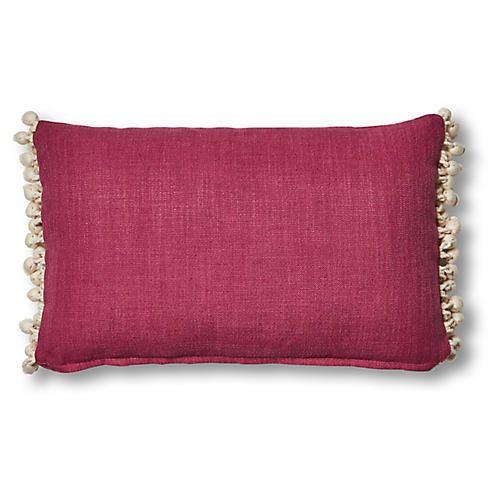 Best Rima 12X20 Lumbar Pillow Hibiscus Pillows Lumbar 400 x 300