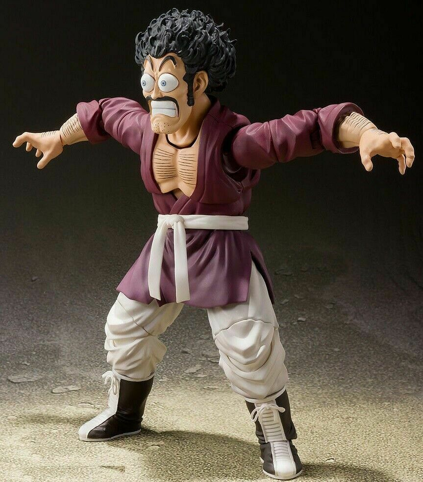 Satan Dragon Ball Z Action Figure Bandai NEW Authentic In Stock S.H.Figuarts Mr