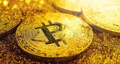 Which cryptocurrency is catching up to bitcoin