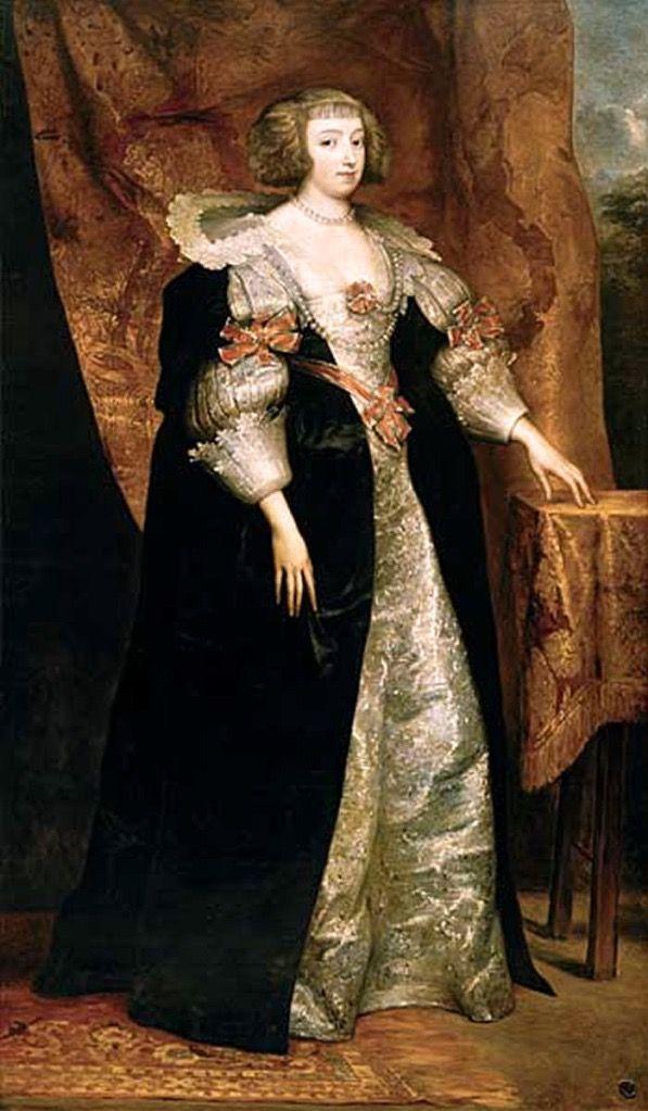 Margarita de Lorena, segunda esposa de Gaston | Grand Ladies | gogm