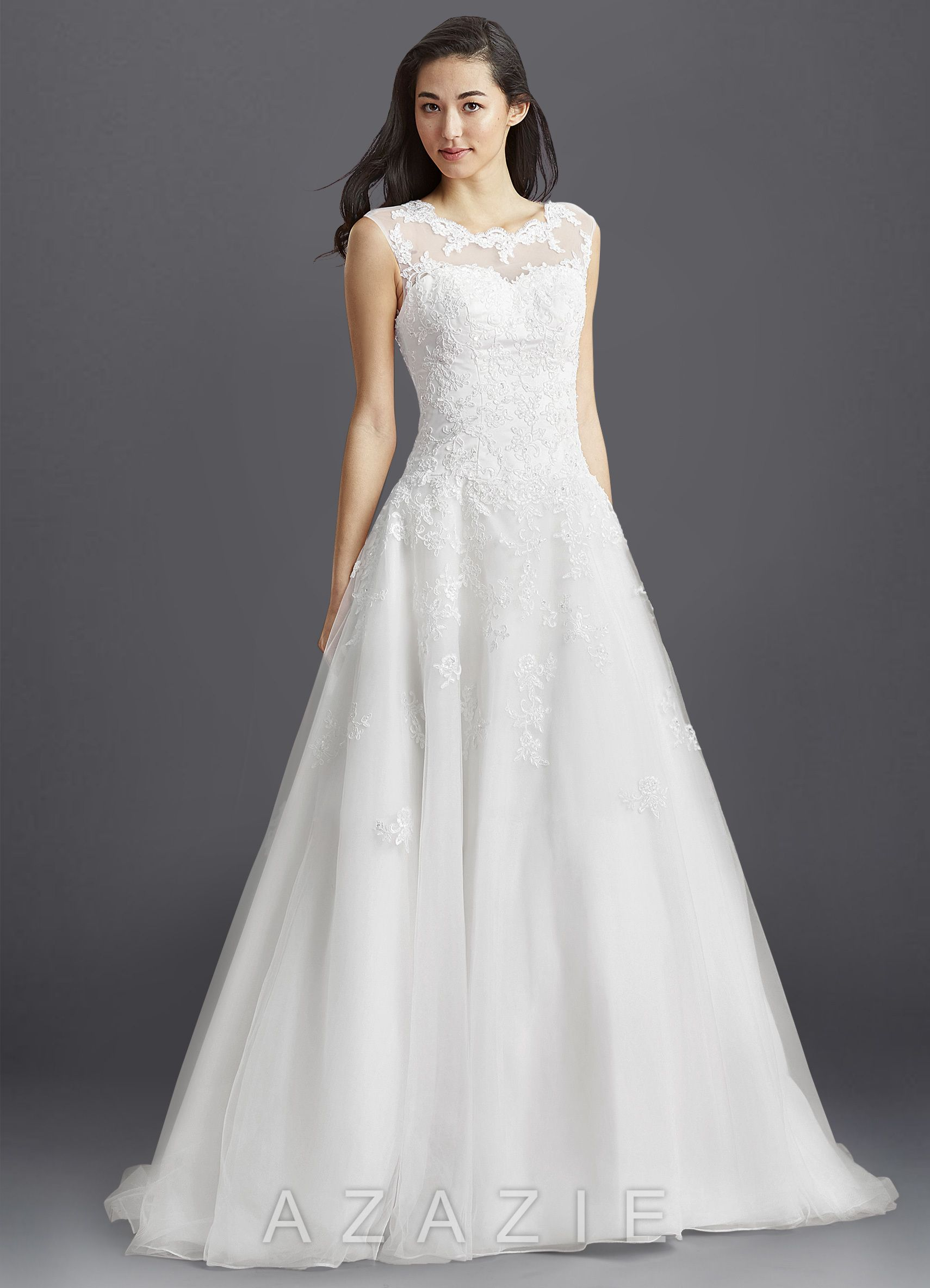 Fantasia Bg Wedding Dress