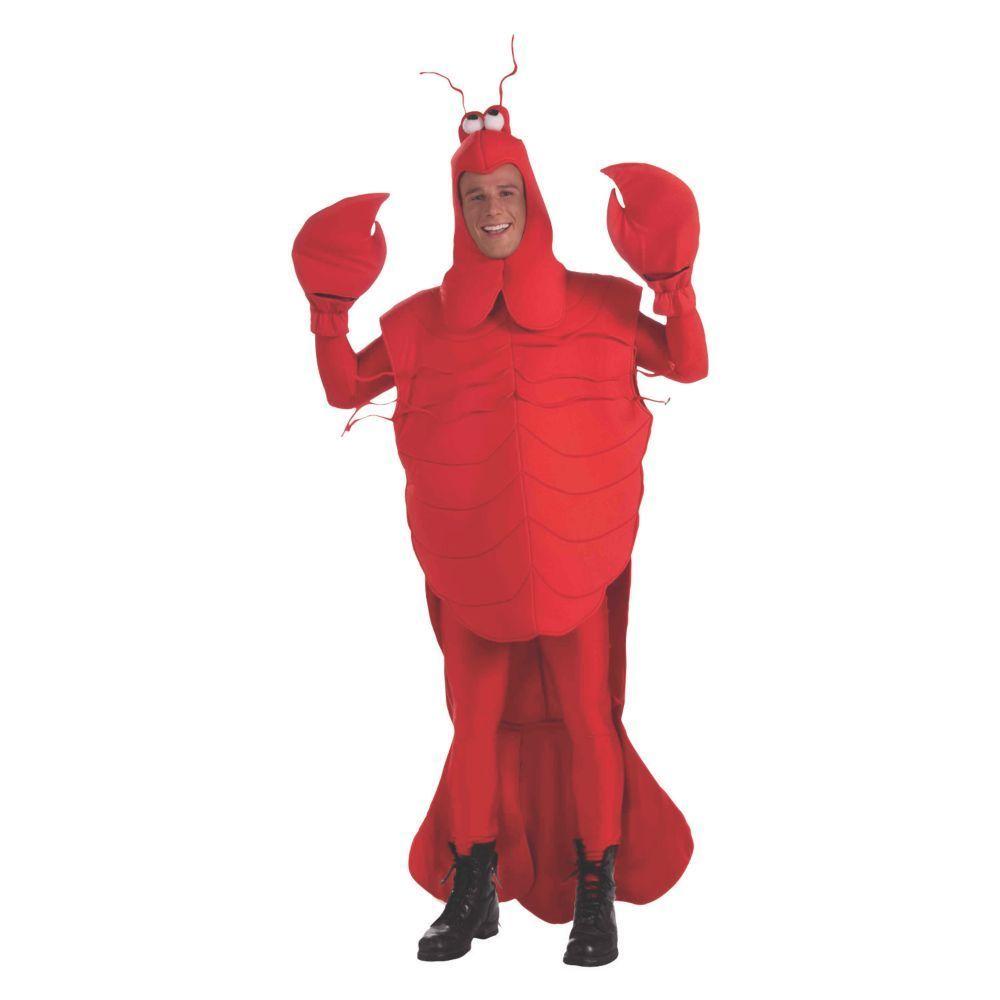 Mardi Gras Craw Daddy Costume